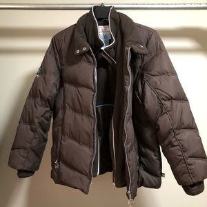 Free Country puffer down coat